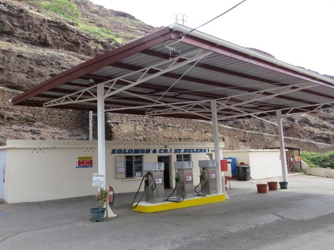 solomons gas station st. helena island