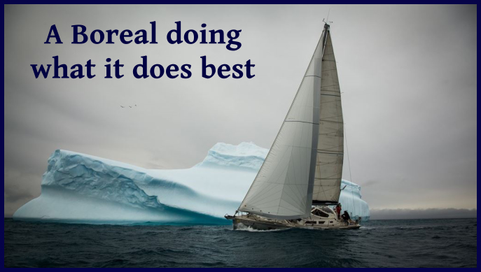 boreal another boat option