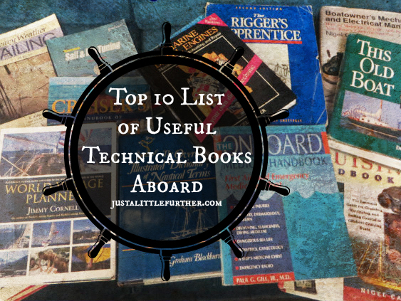 top ten list of useful books blue view
