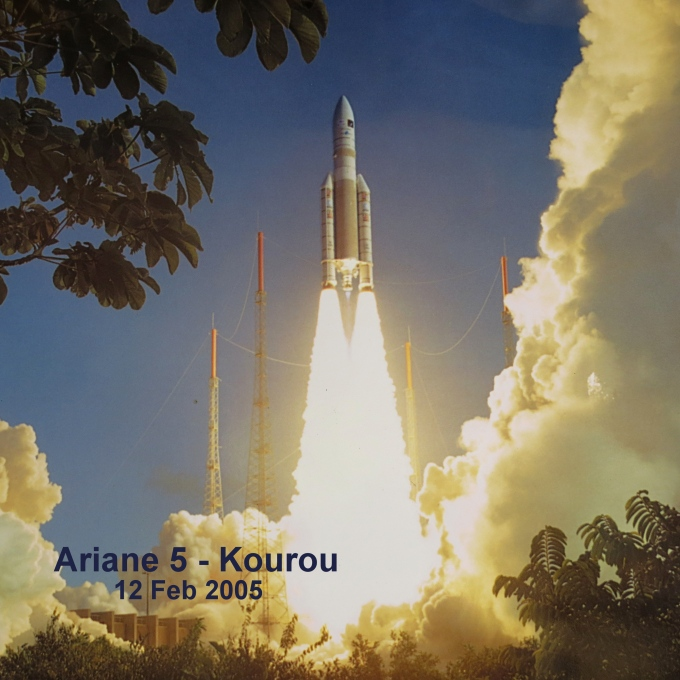 ariane rocket launch