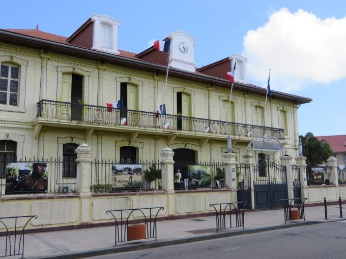 hotel de ville cayenne french guiana