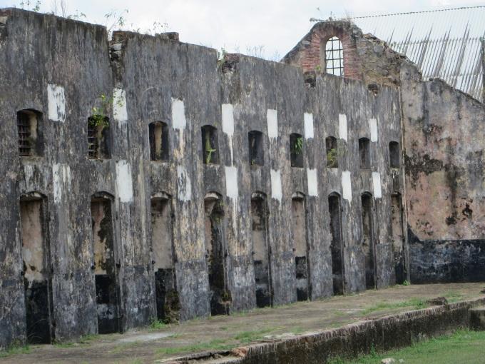camp de relegues french guiana