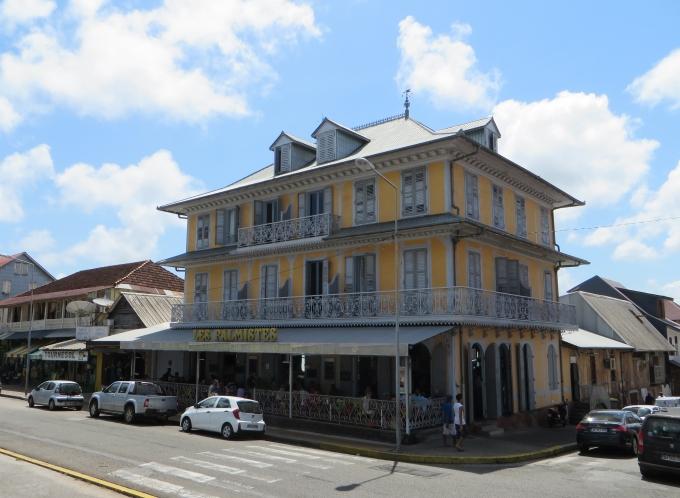hotel des palmistes cayenne french guiana