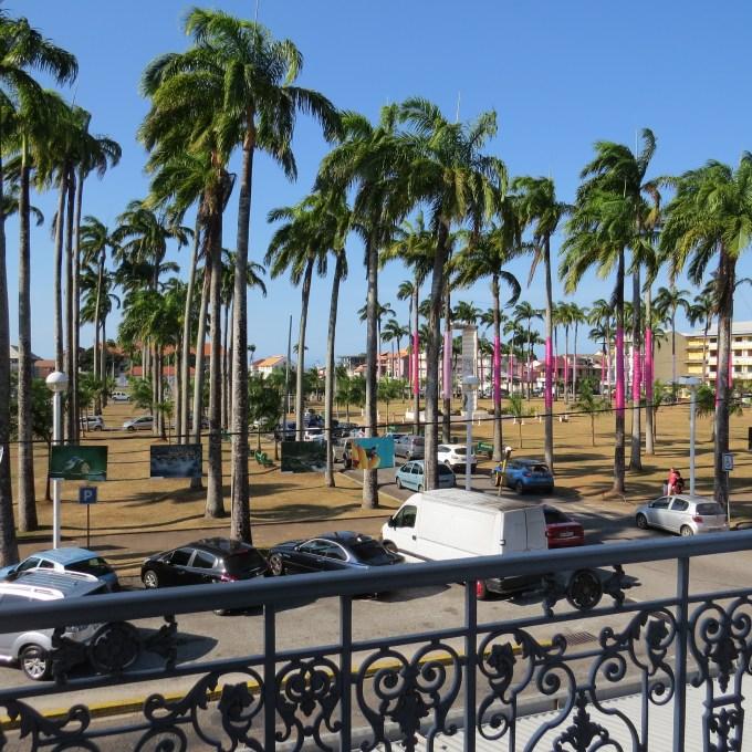 place des palmistes cayenne french guiana