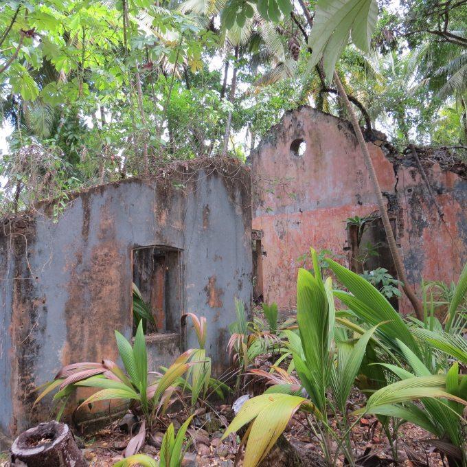 ile st. joseph ruins
