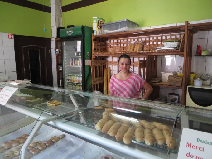 boulangerie in st. laurent du maroni french guiana