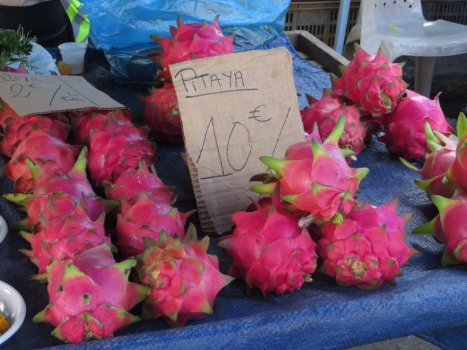 dragon fruit st laurent du maroni french guiana