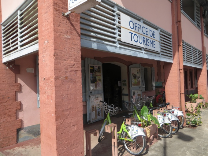 tourism office st laurent du maroni french guiana
