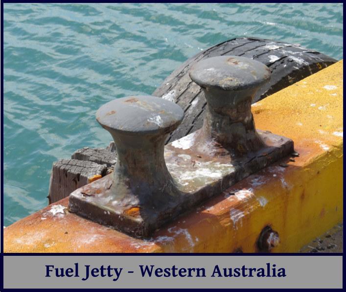 fuel jetty