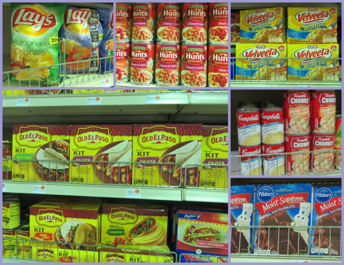 american products in suriname