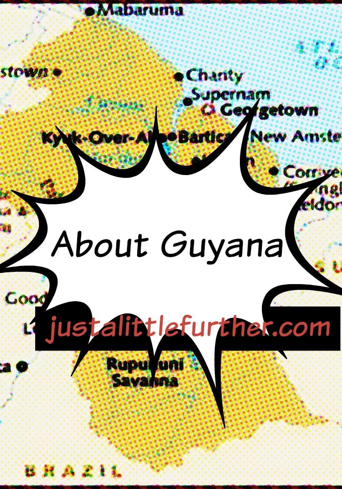 about guyana