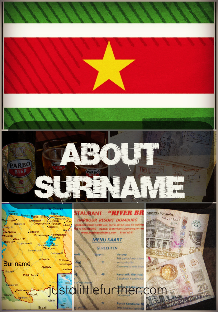 about suriname