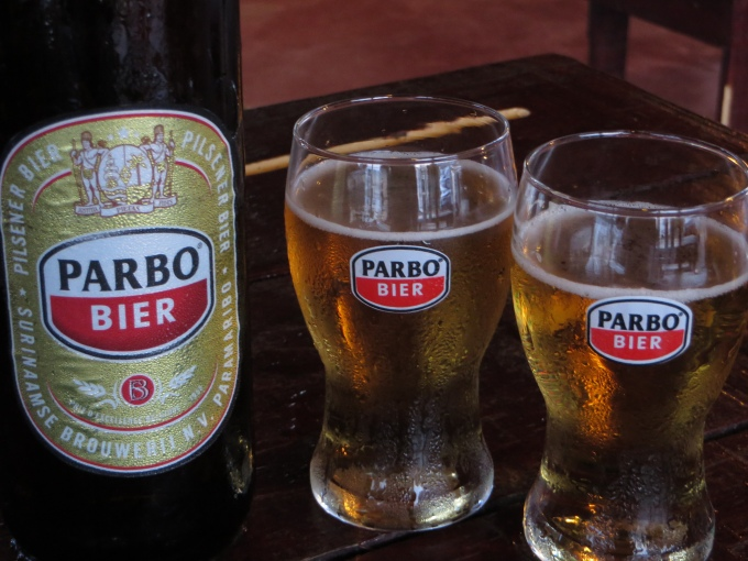 parbo beer in suriname