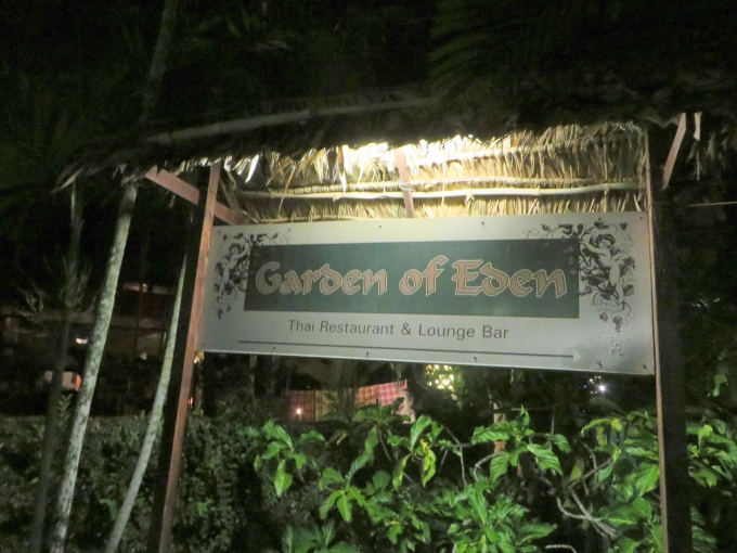 garden of eden restaurant