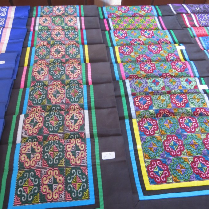 hmong tapestry french guiana