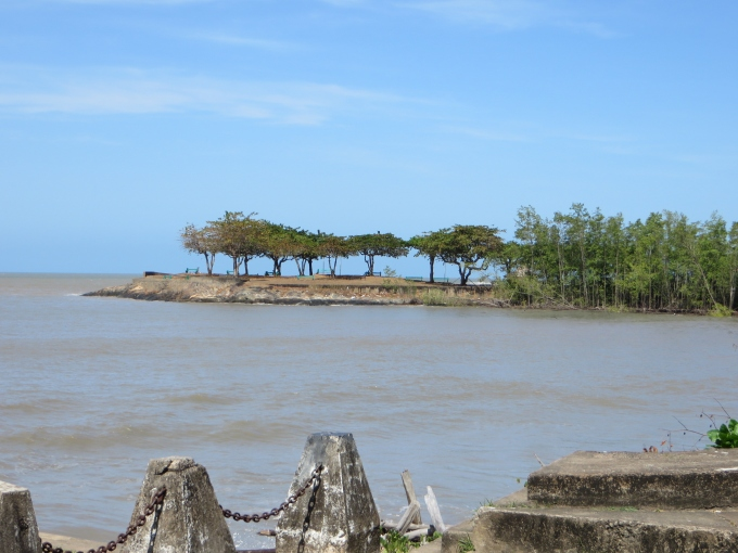 pointe des amandiers french guiana
