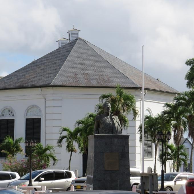 centrumkerk paramaribo suriname
