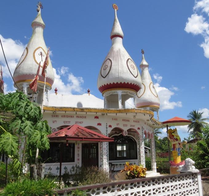 hindu temple paramaribo suriname