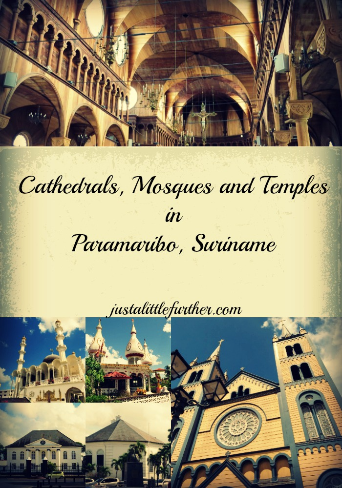 cathedrals mosques and temples in paramaribo suriname