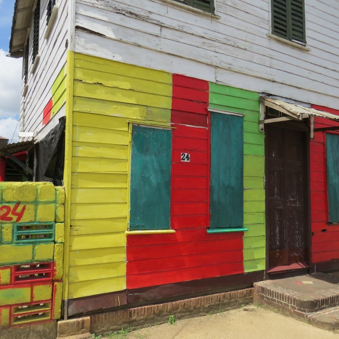 suriname house