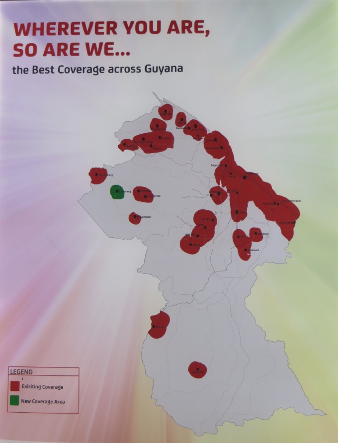 digicel coverage map