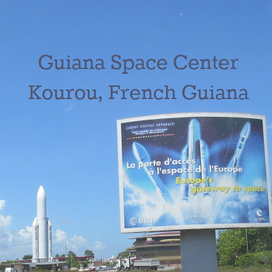 guiana space center kourou french guiana