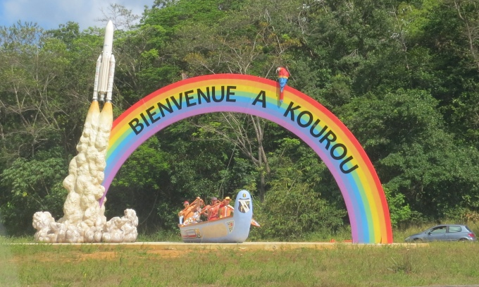 welcome to kourou