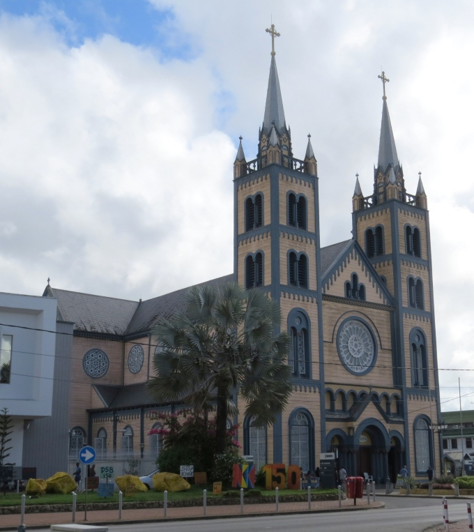 st peter and paul cathedral paramaribo suriname