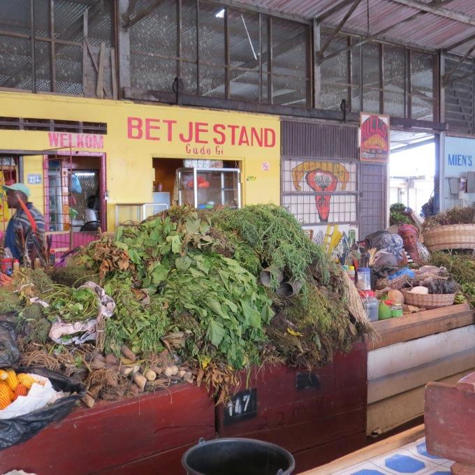 central market in suriname