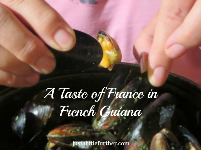 a taste of france in french guiana