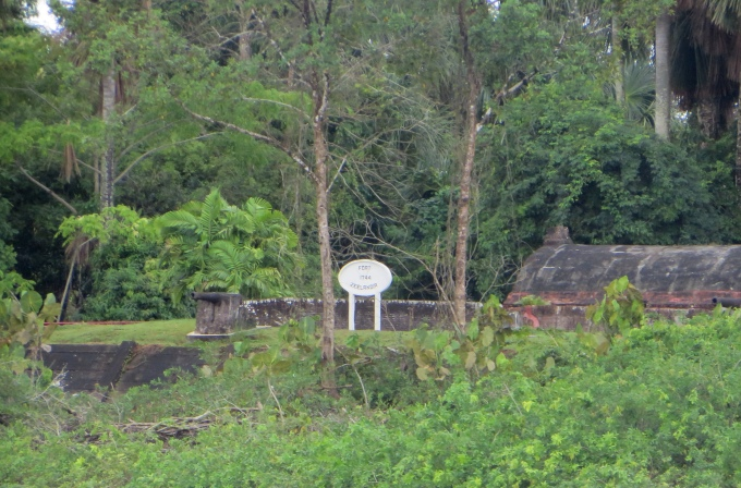 fort zeelandia on the essequibo