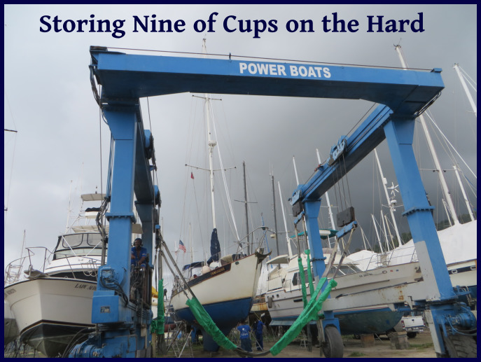 stowing cups