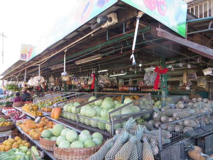 fresh market in georgetown guyana