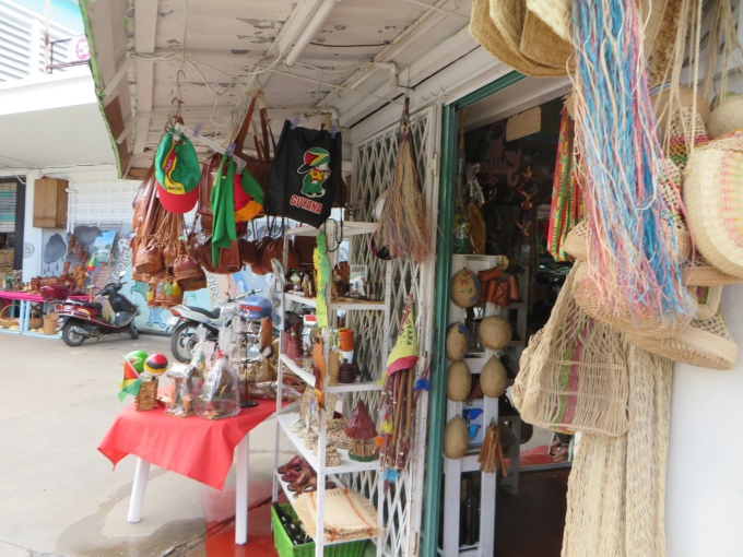hibiscus craft market georgetown guyana