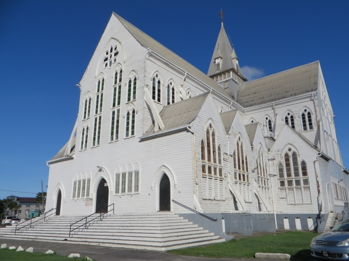 st. goerge's cathedral georgetown guyana
