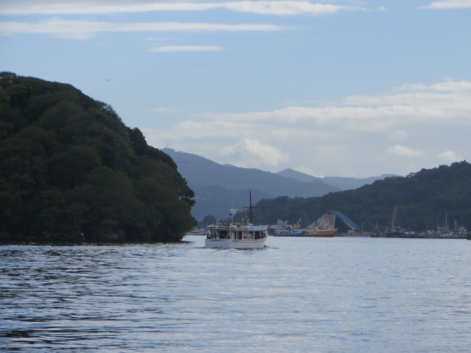 entering chaguaramas trinidad