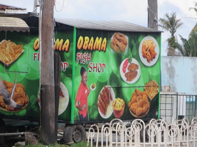 obama fish market