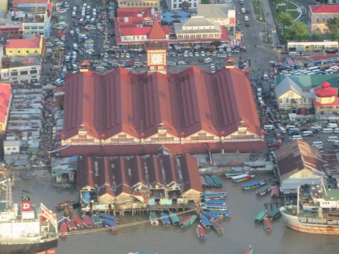 stabroek market aerial