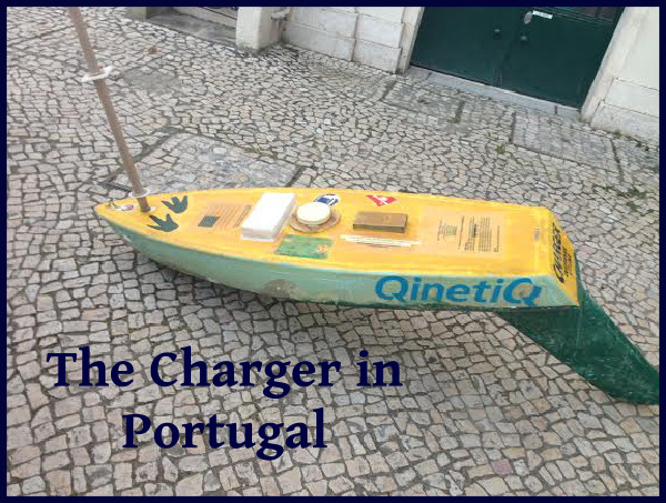 charger in portugal