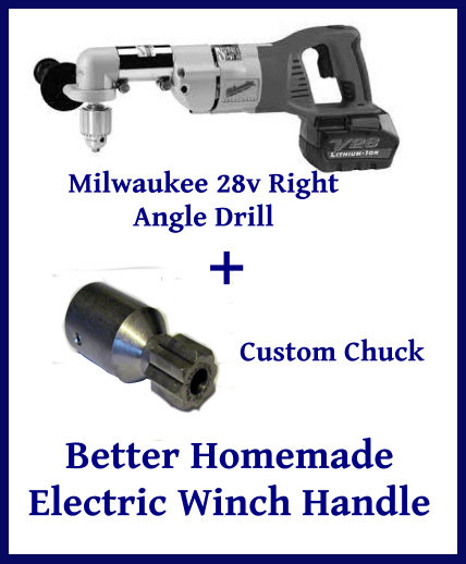 better homebrew winch