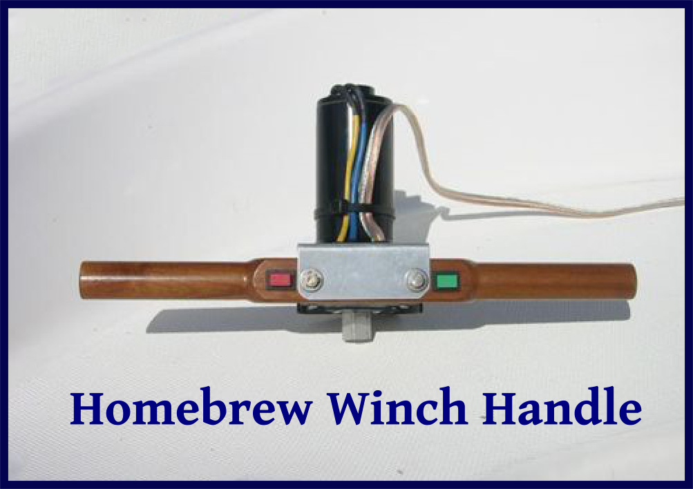 homebrew winch