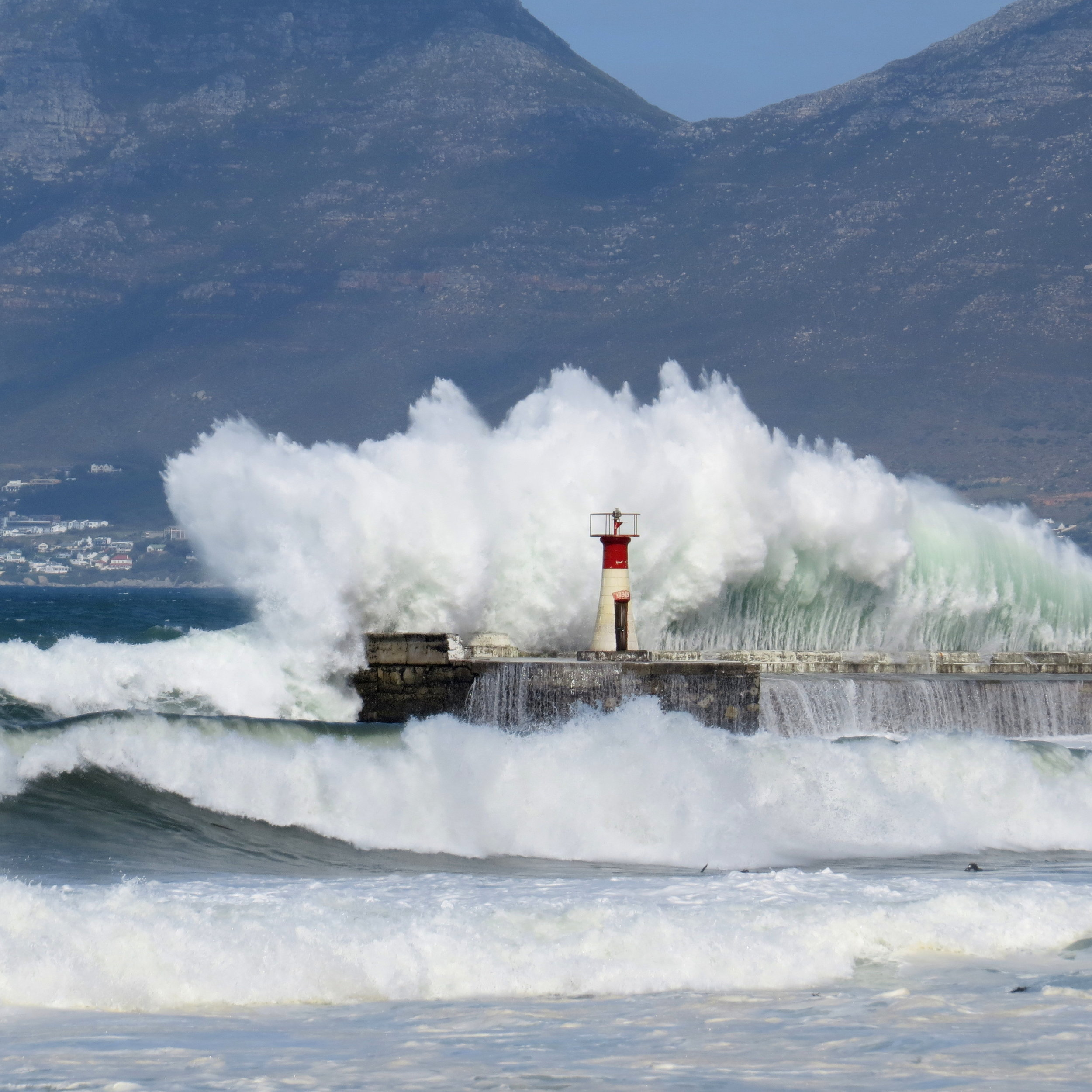 kalkbay wave