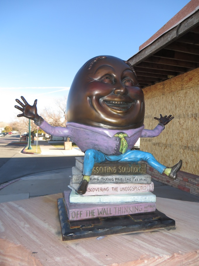 eggcited in boulder city