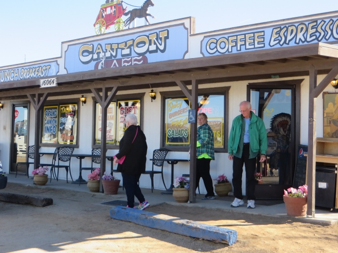 canyon cafe in dolan springs arizona