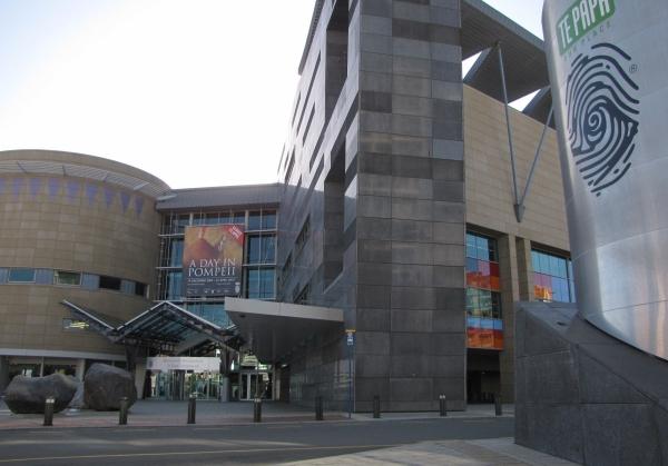 te papa museum in new zealand