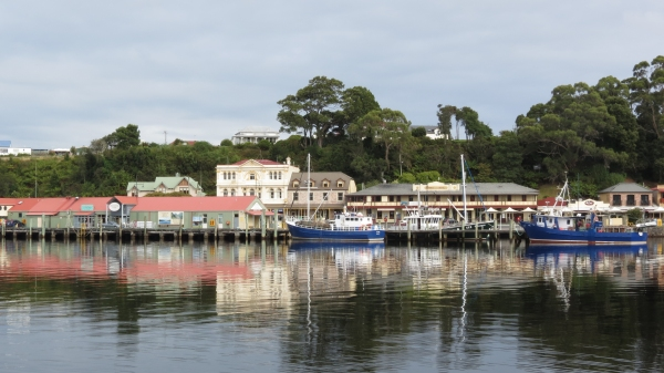 strahan waterfront
