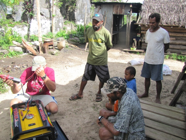 FAQmeetingpeople_fixing generator Vanuatu