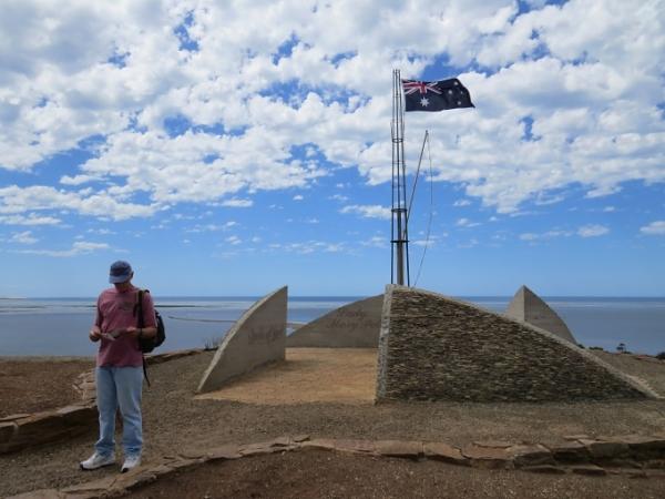 flagstaff hill on kangaroo island australia