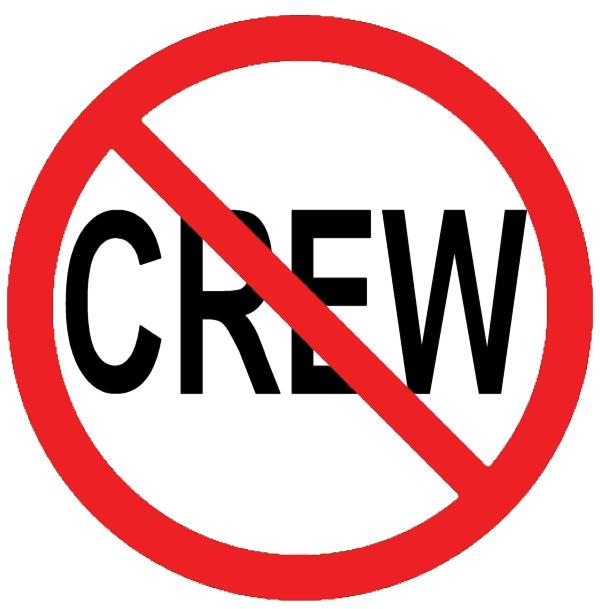 FAQ-No crew