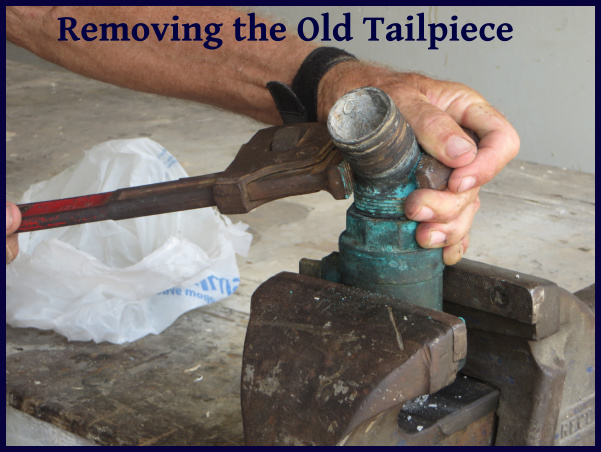 removing the tailpiece